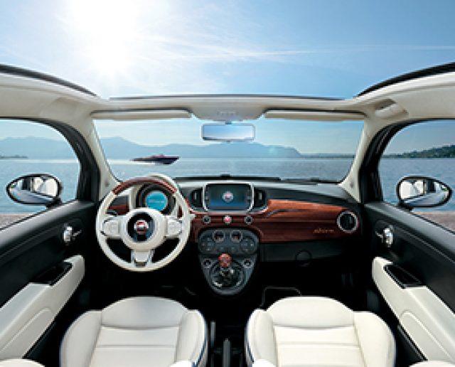 Fiat 500 Riva Gpl Diesel Benzina Motori E Consumi Fiat